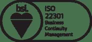 BSI Assurance Mark ISO 22301
